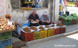 Tirana'a Outdoor Markets