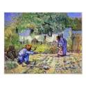Van Gogh's First Steps