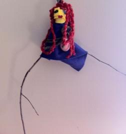 Doll Symbolizing New Physical Life