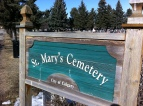 Between2Marys-site of death and resurrection