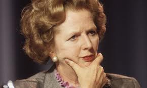 Margaret Thatcher as Inspiration