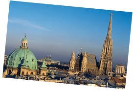VIEW OF VIENNA SKYLINE